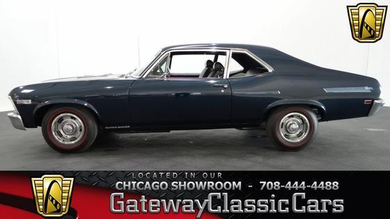 1968 Chevrolet Classics Nova SS:24 car images available