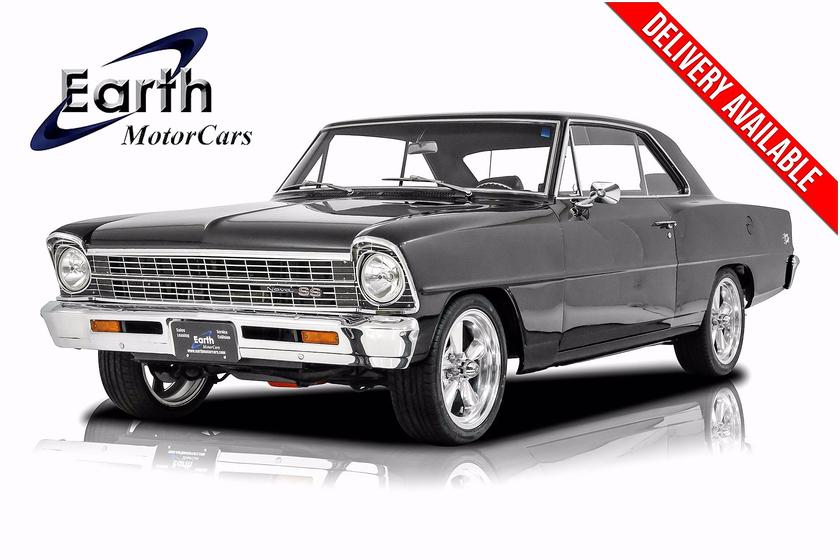 1966 Chevrolet Classics Nova SS:24 car images available