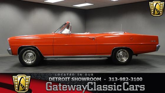 1966 Chevrolet Classics Nova:24 car images available