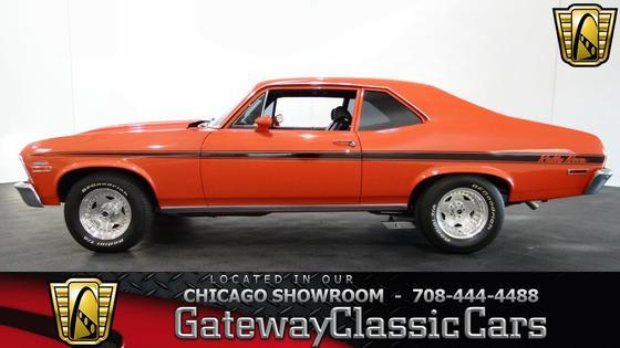 1971 Chevrolet Classics Nova:24 car images available