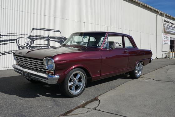1964 Chevrolet Classics Nova:9 car images available