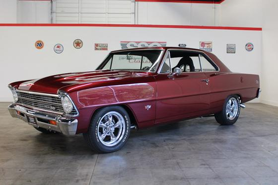 1967 Chevrolet Classics Nova:9 car images available