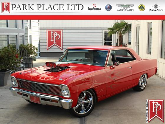 1966 Chevrolet Classics Nova:24 car images available