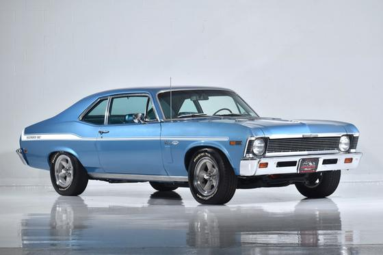 1969 Chevrolet Classics Nova:24 car images available