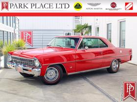 1967 Chevrolet Classics Nova:24 car images available