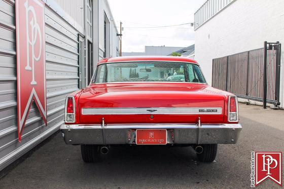 1967 Chevrolet Classics Nova