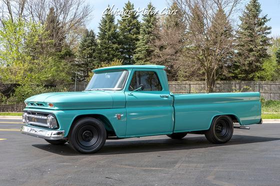 1964 Chevrolet Classics Pickup:24 car images available