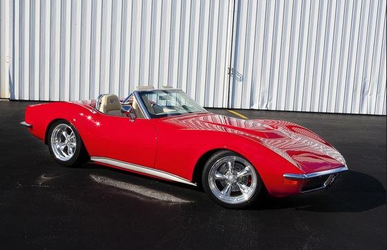 1972 Chevrolet Corvette :17 car images available