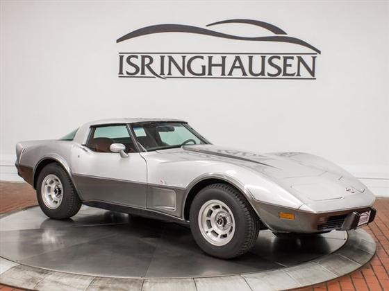 1978 Chevrolet Corvette :24 car images available
