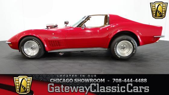 1970 Chevrolet Corvette :24 car images available