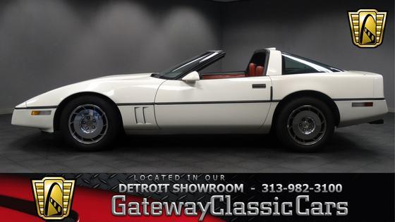1987 Chevrolet Corvette :24 car images available