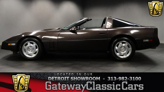 1988 Chevrolet Corvette :24 car images available