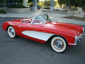 1957 Chevrolet Corvette :6 car images available