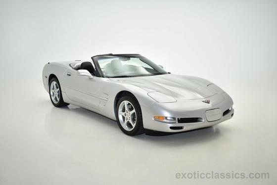 2004 Chevrolet Corvette :17 car images available