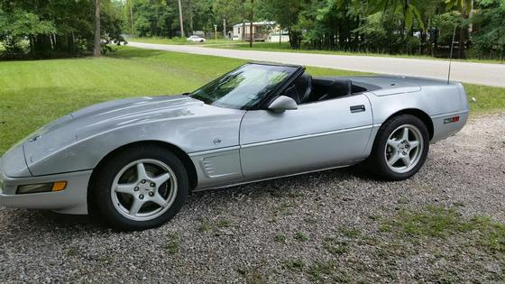 1996 Chevrolet Corvette :3 car images available