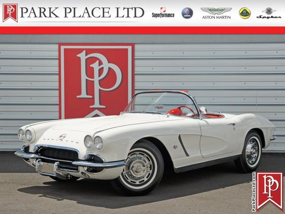 1962 Chevrolet Corvette :24 car images available