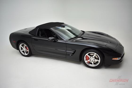 2002 Chevrolet Corvette :20 car images available
