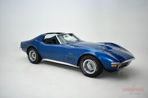 1971 Chevrolet Corvette :16 car images available