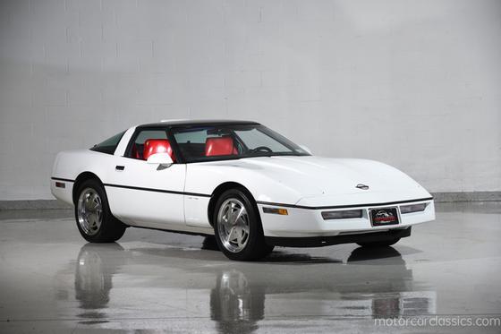 1989 Chevrolet Corvette :24 car images available