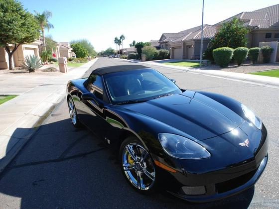 2008 Chevrolet Corvette :9 car images available