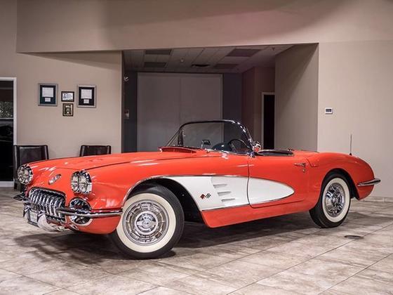 1958 Chevrolet Corvette :24 car images available