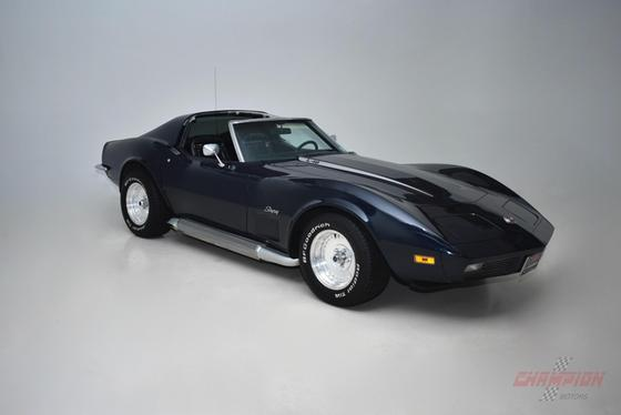 1973 Chevrolet Corvette :17 car images available