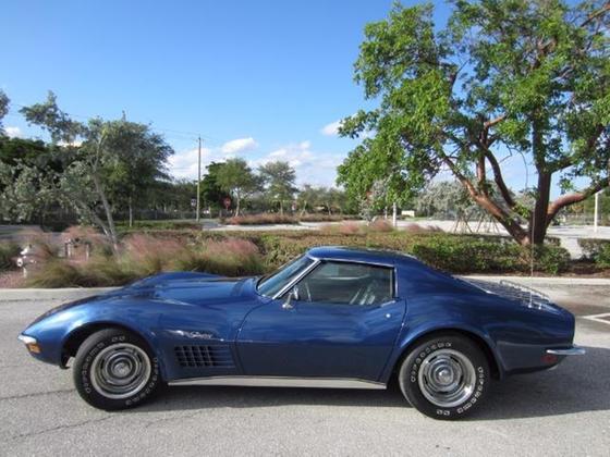 1970 Chevrolet Corvette :15 car images available