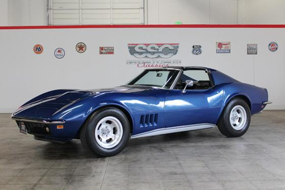 1969 Chevrolet Corvette :9 car images available