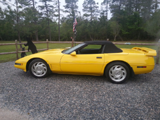 1994 Chevrolet Corvette :6 car images available