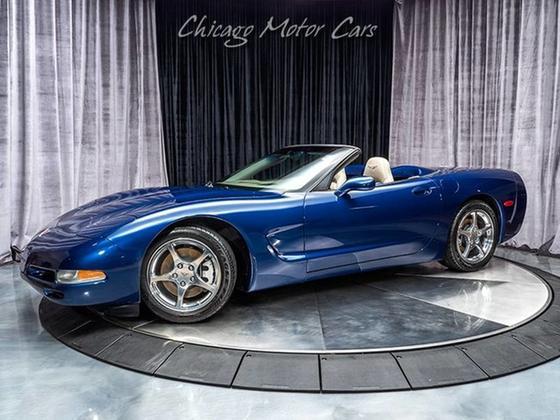 2004 Chevrolet Corvette :24 car images available