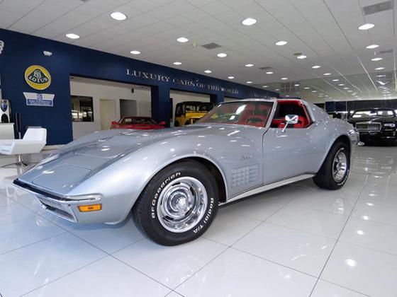 1971 Chevrolet Corvette :24 car images available
