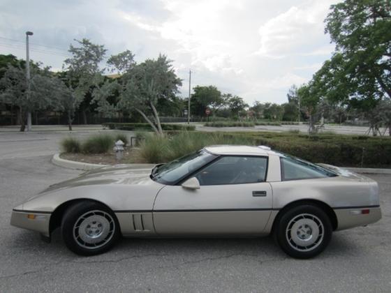 1986 Chevrolet Corvette :18 car images available