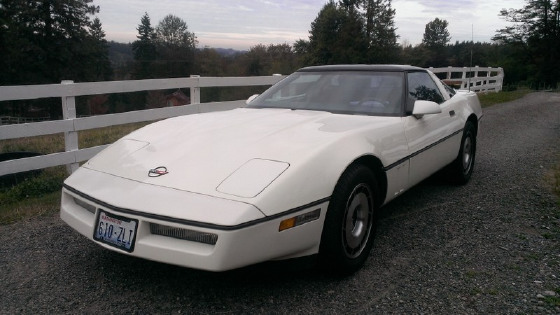 1985 Chevrolet Corvette :5 car images available