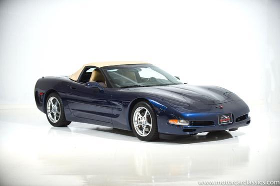 1999 Chevrolet Corvette :24 car images available