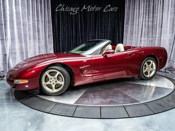 2003 Chevrolet Corvette :24 car images available