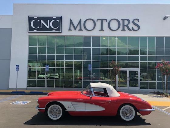 1958 Chevrolet Corvette :12 car images available