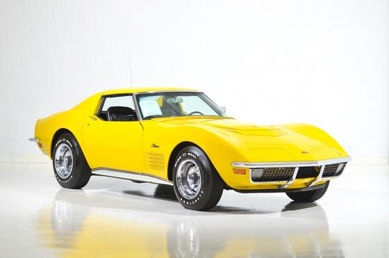 1971 Chevrolet Corvette :24 car images available