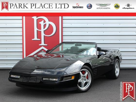 1991 Chevrolet Corvette :24 car images available
