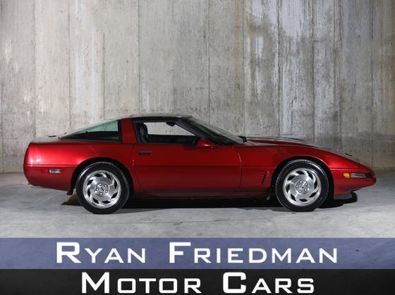 1995 Chevrolet Corvette :24 car images available