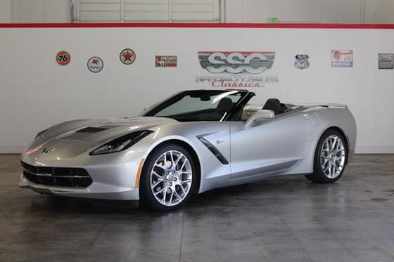 2016 Chevrolet Corvette :9 car images available