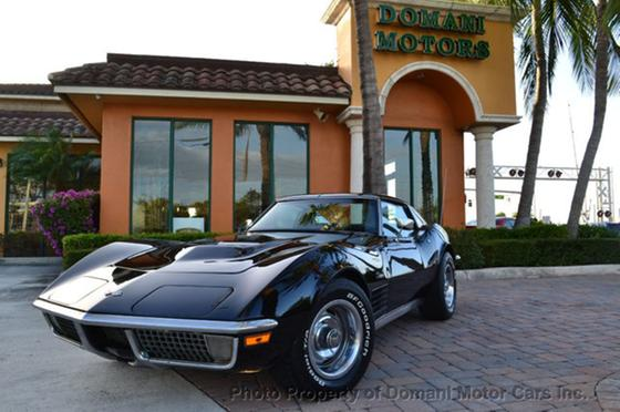 1970 Chevrolet Corvette :24 car images available