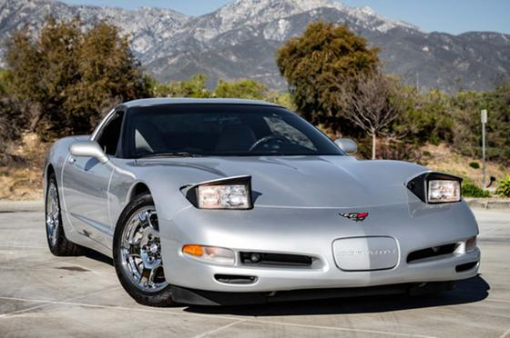 1999 Chevrolet Corvette :24 car images available