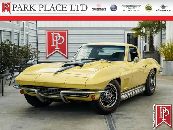 1967 Chevrolet Corvette :24 car images available