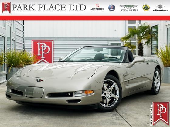 2002 Chevrolet Corvette :24 car images available
