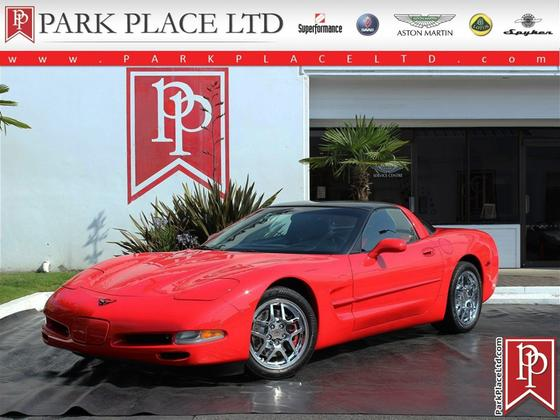 2000 Chevrolet Corvette :24 car images available