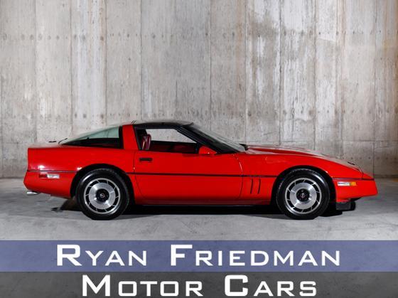 1985 Chevrolet Corvette :24 car images available