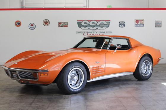 1972 Chevrolet Corvette :9 car images available