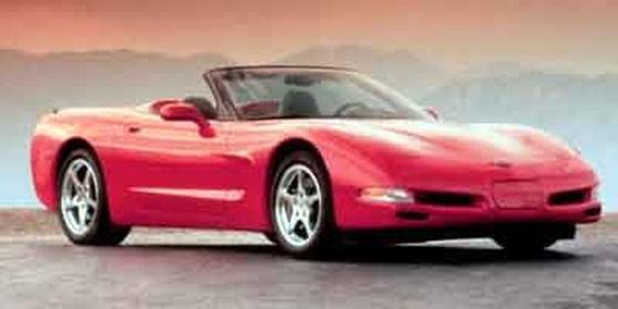 2001 Chevrolet Corvette  : Car has generic photo