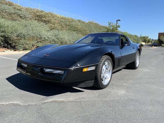 1990 Chevrolet Corvette :9 car images available