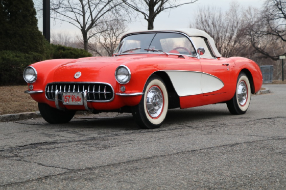 1957 Chevrolet Corvette :7 car images available